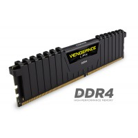 Памет Corsair Vengeance LPX Black 16GB(2x8GB)  DDR4 3200MHz  16-18-18-36 1.35V XMP 2.0
