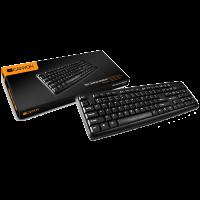 Клавиатура Canyon CNE-CKEY01-BG USB standard