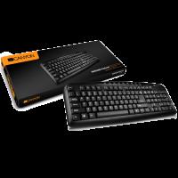 Клавиатура Canyon CNE-CKEY2-BG USB multimedia