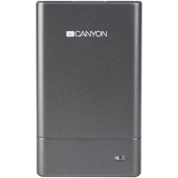 CANYON Combo HUB+Card reader Canyon CNE-CMB1 3xUSB2.0 &Reader