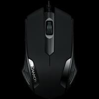 Мишка Canyon CNE-CMS02B 3btn 1000dpi Black