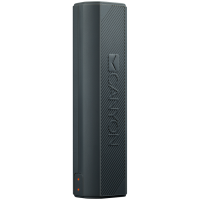 CANYON Power bank 2600mAh built-in Lithium-ion battery output 5V1A input 5V1A Dark Gray