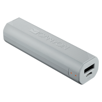 CANYON Power bank 2600mAh built-in Lithium-ion battery output 5V1A input 5V1A White