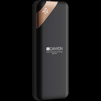 Power bank Canyon CNE-CPBP5B 5000mAh 5V/2.1A power display Black