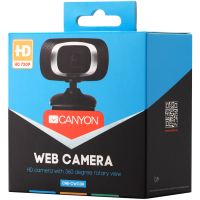 Cамера CANYON C3 CNE-CWC3N 720P HD 360° rotary view scope 1.0MP