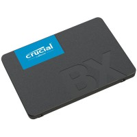 "Твърд диск SSD Crucial BX500 120GB 2.5"" SATA3 read/write up to 540/500MB/s"