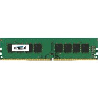 Памет Crucial 4GB DDR4 2400MHz PC4-19200 CL17 CT4G4DFS824A