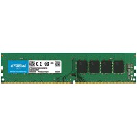 Памет Crucial 4GB DDR4 2666MHz PC4-21300 CL19 288pin