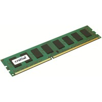 Памет Crucial CT51264BD160BJ 4GB DDR3L 1600 MHz PC3L-12800 CL11 240pin 1.35V/1.5V Single Ranked