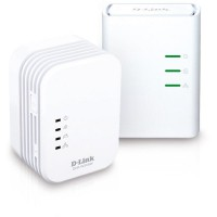 PowerLine D-Link DHP-W311AV/E AV 500 Wireless N Mini Extender QoS Common Connect Button WPS