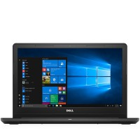 "Лаптоп Dell Inspiron 3567 15.6"" FullHD  Anti-Glare Core i7-7500U  8GB 2400MHz DDR4 256GB SSD AMD Radeon R5 M430 2GB DDR3 Win 10 Home"