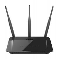 Рутер D-Link DIR-809 AC750 WiFi Dual Band 433/300Mbps