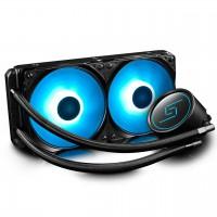 Водно охлаждане за Intel/AMD процесори DeepCool Gammaxx L240 RGB