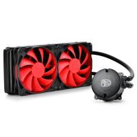 Водно охлаждане DeepCool Maelstrom 240 за процесори AMD/Intel