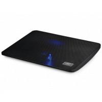 "Охлаждащ пад за лаптоп DeepCool WIND PAL MINI 15.6"" 140 mm Черен"