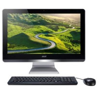 "Настолен компютър All in One Acer Aspire Z20-730 AiO 19.5"" FullHD  Pentium J4205 4GB DDR3 1TB  DVD+RW Keyboard & Mouse"