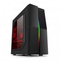 Кутия за настолен компютър Estillo 1609 RGB Gaming ATX USB 2.0