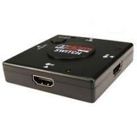 Автоматичен HDMI 1.4 превключвател Estillo, 3 входа към 1 изход