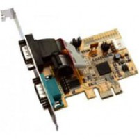 Контролер ESTILLO PCI-Express 2x Dual RS-232 Serial Port and 1x Parallel Port