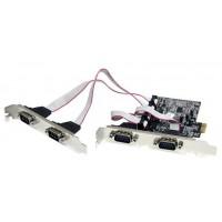 Контролер ESTILLO PCI-Express към 4S Serial port