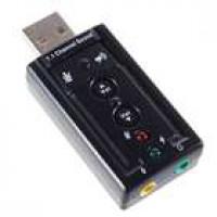звукова карта USB 7.1 канална мини Estillo