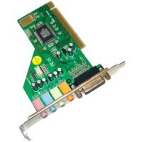звукова карта вътрешна PCI 4 канална Estillo C-Media 8738