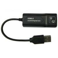 Мрежова карта ESTILLO USB 2.0 - LAN 10/100/1000