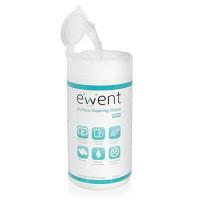 Почистващи кърпички Ewent EW5612 за дисплеи 100бр