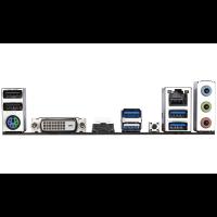 Дънна платка GIGABYTE A520M-H sAM4 2xDDR4 M.2 NVMe DVI HDMI mATX