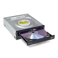 Оптично устройство Hitachi-LG GH24NSD1 DVD-RW SATA M-Disk support Bulk Black