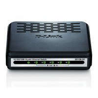 Switch D-Link GO-SW-5G 5-Port 10/100/1000