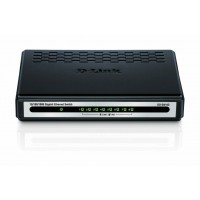 Switch D-Link GO-SW-8G 8-Port 10/100/1000