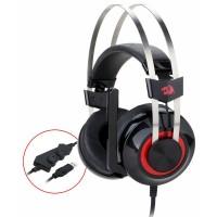 Геймърски слушалки Redragon Tolas H601-BK кабелни с микрофон