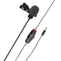 Микрофон за ревер HAMA Smart 3.5мм Черен