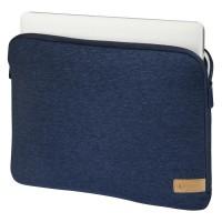 "Универсален калъф за лаптоп HAMA Jersey до 30 см  (11.6"") Син"