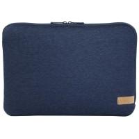 "Универсален калъф за лаптоп HAMA Jersey до 34 см  (13.3"") Син"