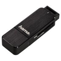 Четец за карти HAMA 123901 USB 3.0 SD/microSD