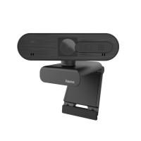 Уеб камера HAMA C-600 Pro full-HD стерео микрофон Черна