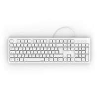 Клавиатура HAMA KC-200 USB бяла