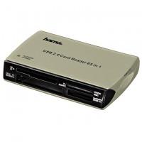 Четец за карти HAMA 49009 USB 2.0 65 in 1