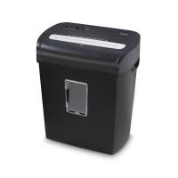 Шредер Hama Premium M8, A4 8 листа Ниво на сигурност E4 P4 T5 Черен
