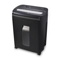 Шредер Hama Premium M10 ниво на защита E4 P4 T5 18л Черен