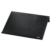 """Поставка за преносим компютър Hama carbon look 18,4"""" черен"""