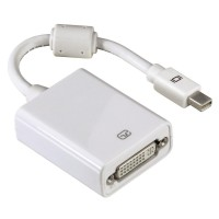 Адаптер HAMA 53248 DVI-D Dual Link женско - Mini DisplayPort мъжко