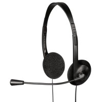 Слушалки HAMA HS-101 Черен