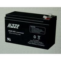 Haze Оловна Батерия (HZS12-7.5HR) 12 V / 7.5Ah  HR  /High Rate/- 151 / 65 / 94 mm AGM
