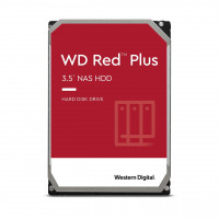"""Твърд диск WD Red Plus 6TB 3.5"""" 128MB 7200rpm NAS  WD60EFZX"""