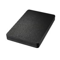 Външен HDD Toshiba 500GB Canvio ALU 3S Black