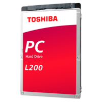 "Твърд диск Toshiba L200 1TB 2.5"" 5400rpm 128MB 7mm"