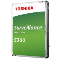"Твърд диск TOSHIBA Tomcat S300 4TB 3.5"" 128MB cache 5400rpm Surveillance"